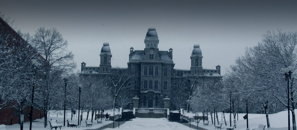 Irrefutable Proof locations SYracuse University